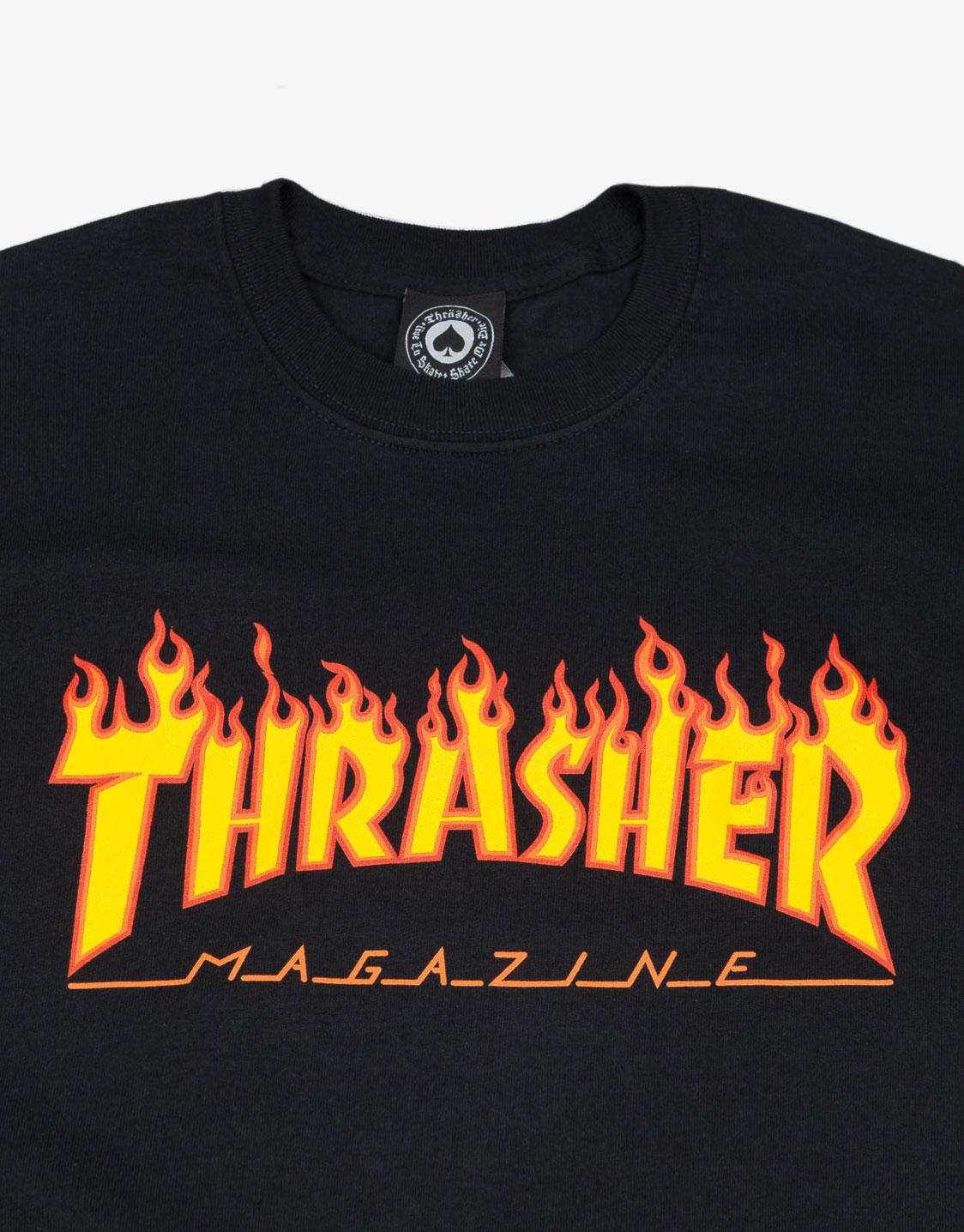 thrasher mag t shirt