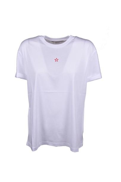 Stella McCartney t-shirt shirt t-shirt white red top