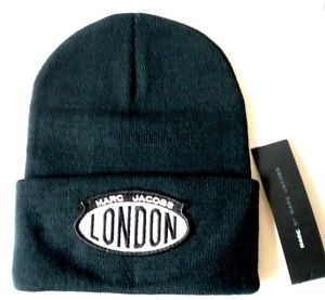 Marc Jacobs City Beanie Winter Hat New York Paris London Boston Tokyo Boston | eBay
