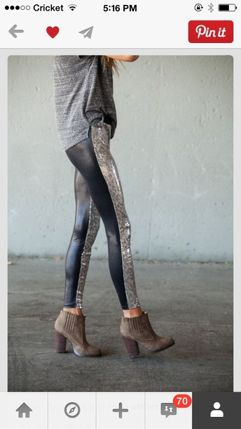 pants printed leggings leggings leather pants sprakle