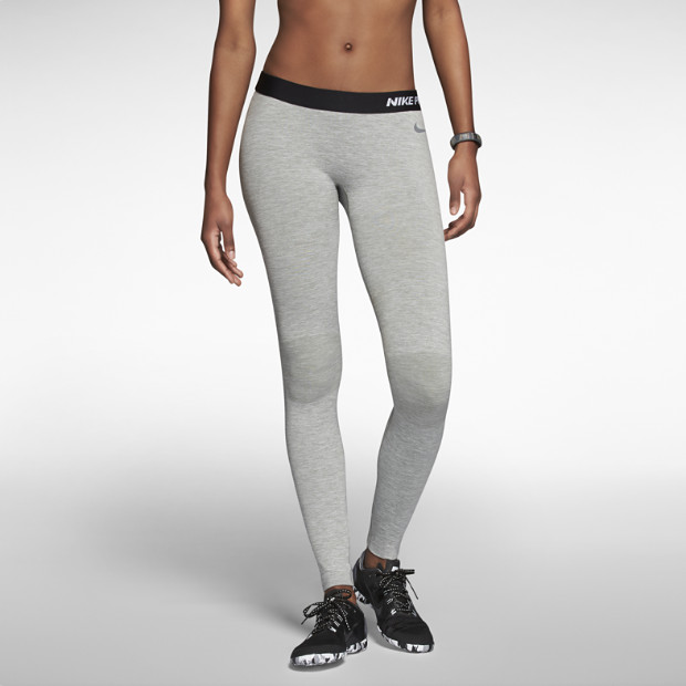 Nike Pro Hyperwarm Compression Seamless Women's Tights. Nike Store