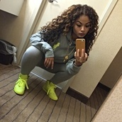 sweater,tracksuit,trainers,clothes,grey tracksuit,yellow,ralph lauren,shoes,india westbrooks,jacket,jumpsuit,swag