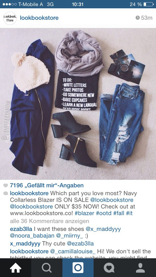 shirt quote on it hipster jeans instagram ootd cute tumblr tumblr girl beanie clothes