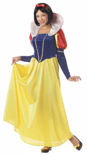 Amazon.com: california costumes women's snow white: clothing