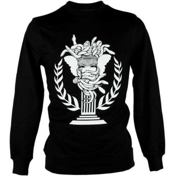 sweater crooks and castles