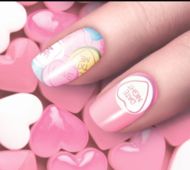 nail polish nail wraps nail accessories teenagers cool galentines day