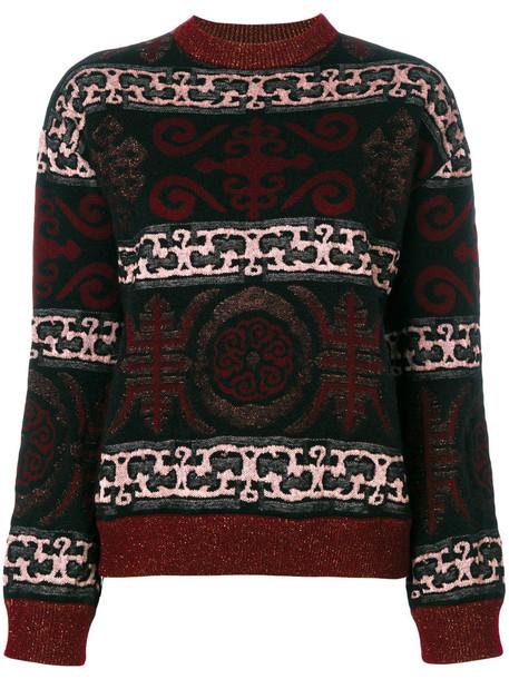 jumper women wool sweater