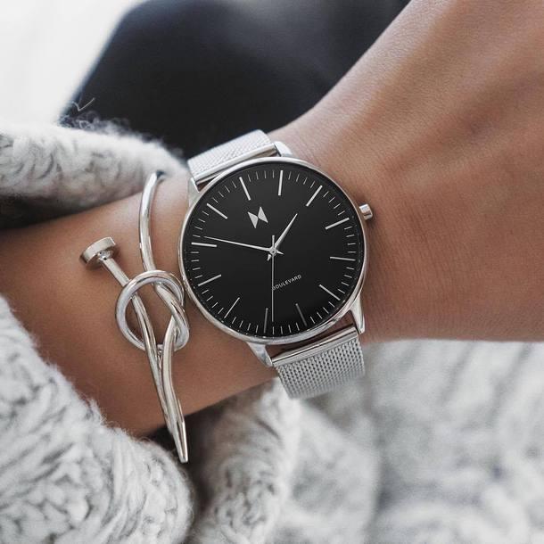 jewels mvmt watches mvmt watch silver watch accessories Accessory bracelets silver bracelet