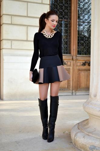 my silk fairytale blouse skirt jewels shoes bag