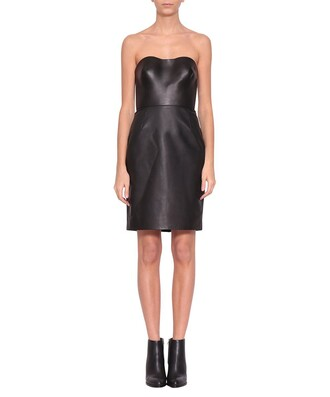 dress leather dress leather