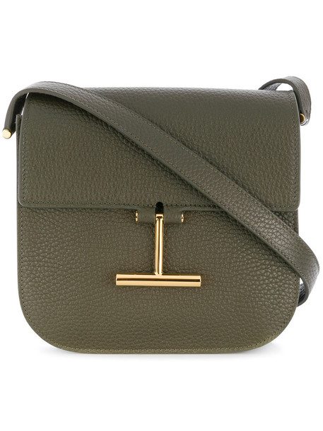 Tom Ford women bag shoulder bag green
