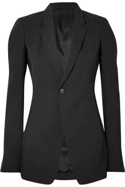 Rick Owens blazer black jacket