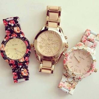 jewels bracelets floral floral