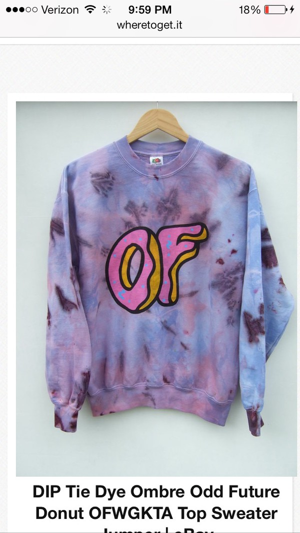 sweater odd future