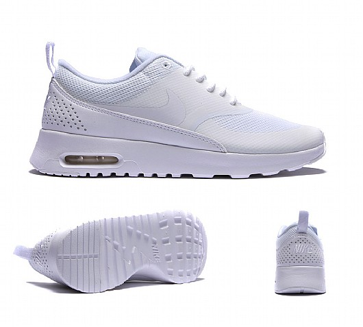 85£ Nike white shoes available at Wheretoget
