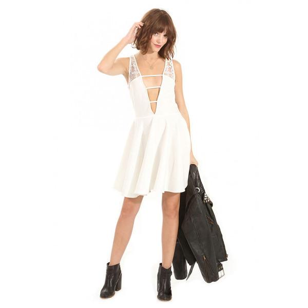 Beautiful Swan Dress | Vanity Row