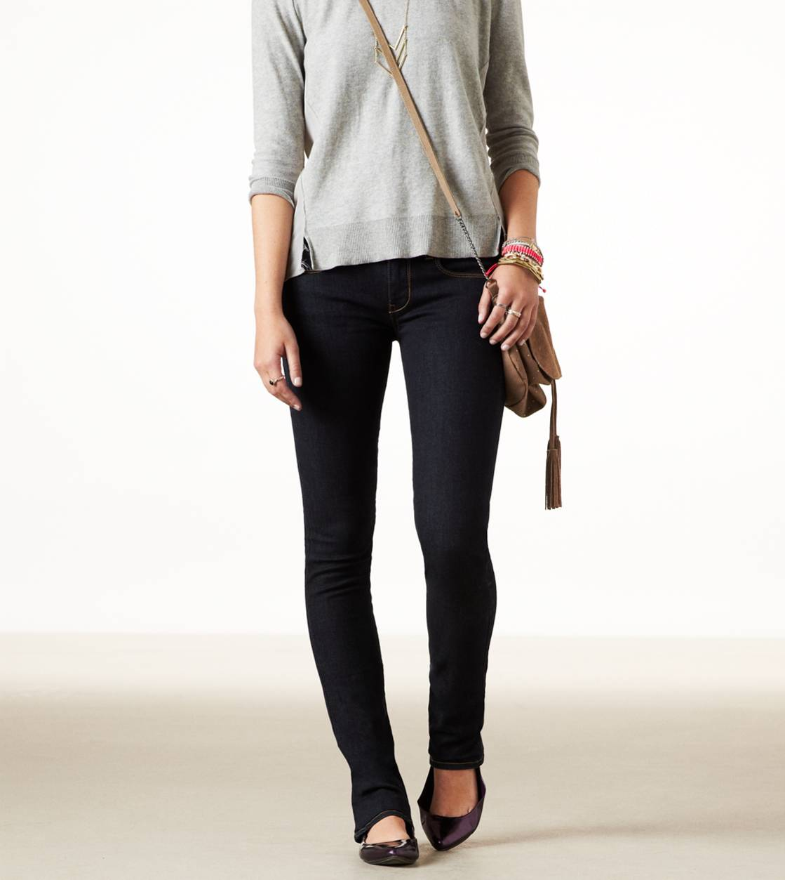 Skinny Kick Jean | American Eagle Outfitters