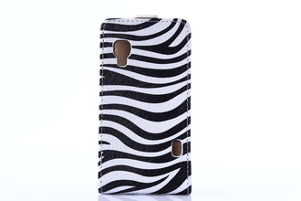 phone cover lg e460 lg optimus l5ii lg phone cover lg l5ii case fashion cover stylish lg phone case zebra print