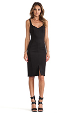 Black Halo Vera Mini Sheath in Black from REVOLVEclothing.com