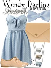 dress,polka dots,cute,denim,bow,hair accessory,jewels