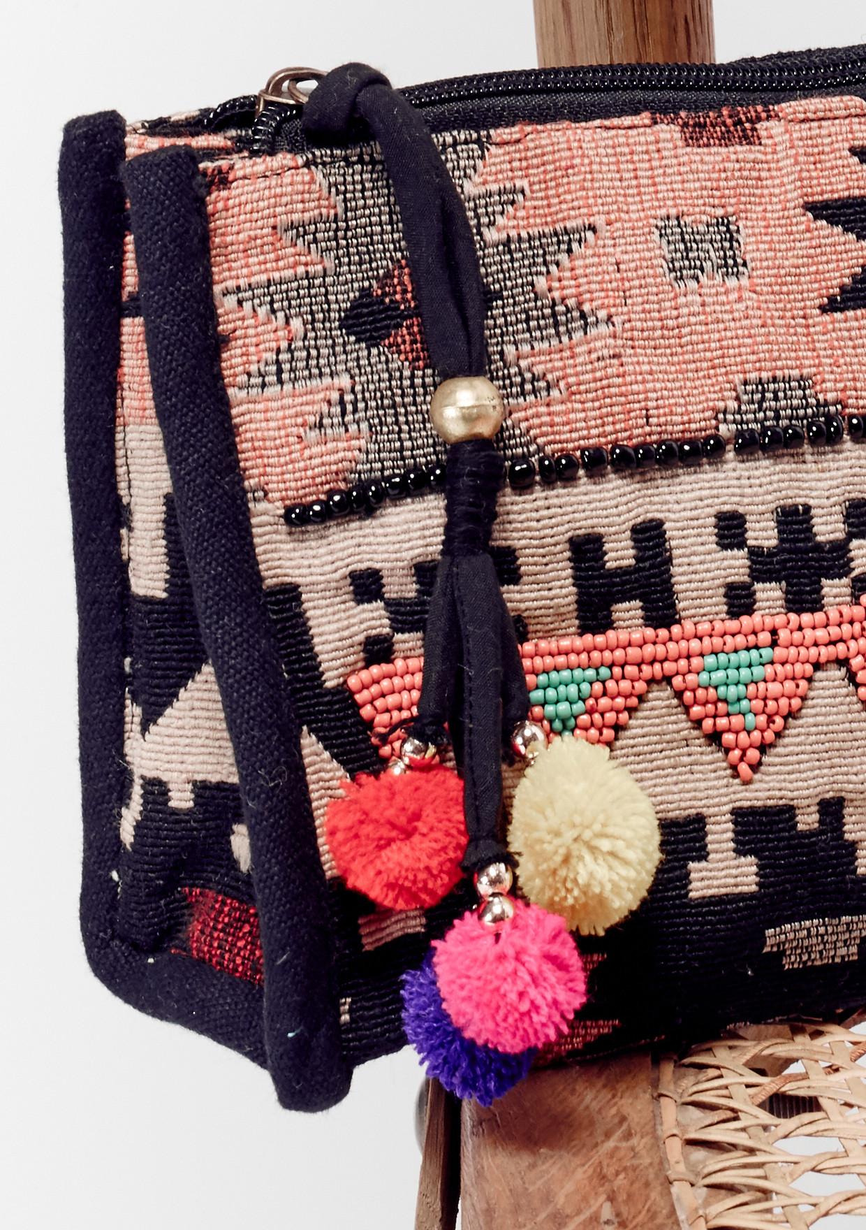 Burma Makeup Bag - LOVESTITCH