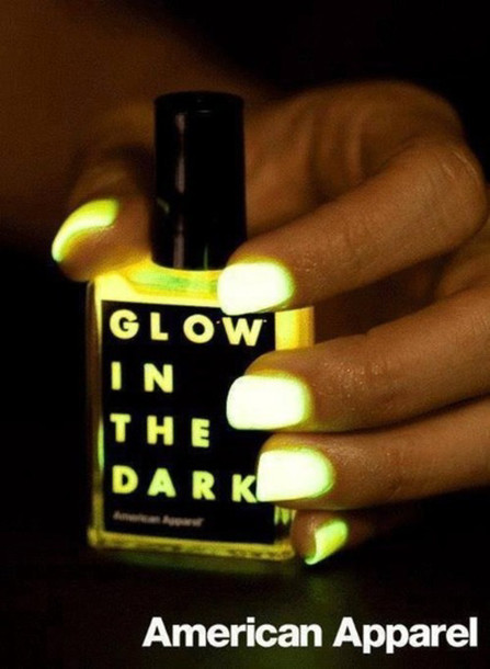 nail polish neon grunge wishlist halloween makeup new year's eve nails nail polish glow in the dark in the dark