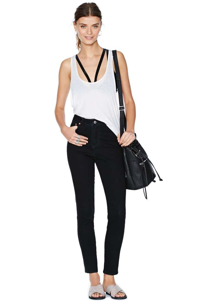 Havoc Skinny Jeans at Nasty Gal