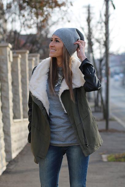 fashion spot jacket t-shirt shoes hat jewels
