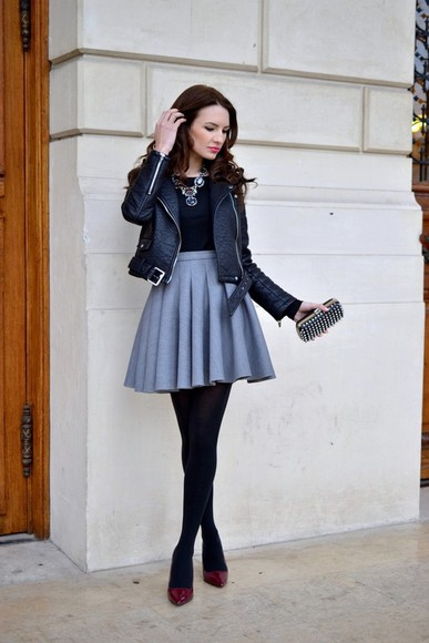my silk fairytale jacket shirt shoes bag jewels skirt