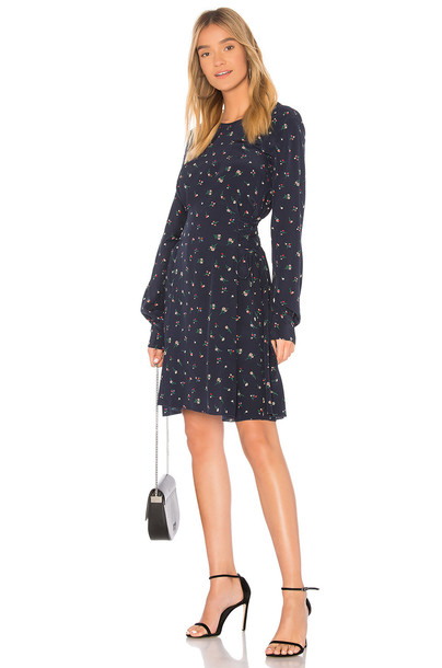 theory dress navy