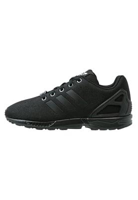 more photos pretty cheap fashion style adidas Originals ZX FLUX - Baskets basses - core black ...