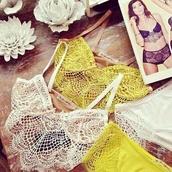underwear,bra,crochet