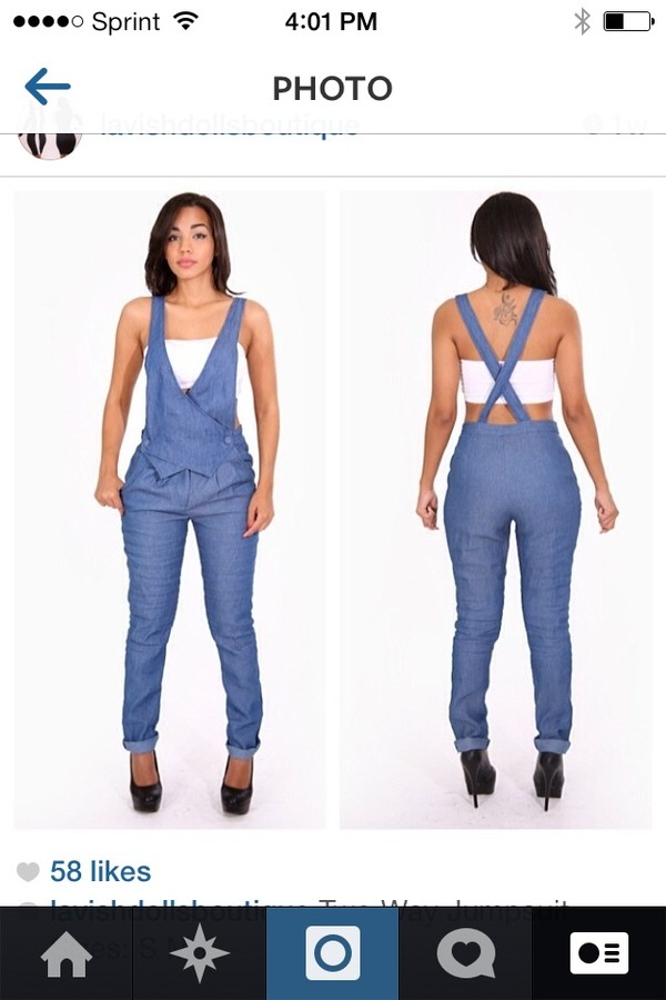 pants jumpsuit