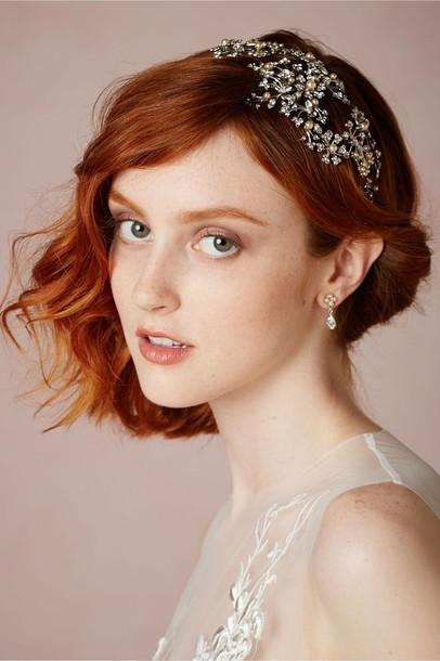 jewels, headband, hair accessory, crystal headpiece, headpiece ...