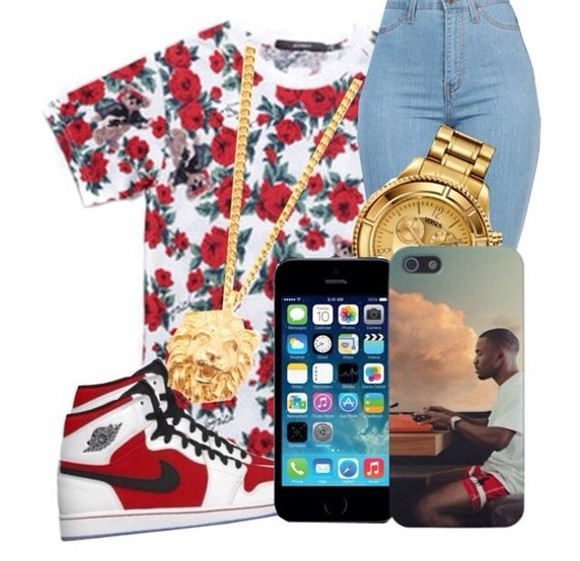 watch jeans roses