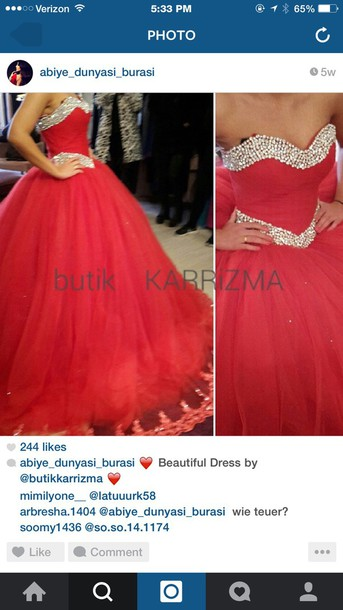 dress long prom dress prom dress quinceanera dress