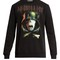 Army skull-print crew-neck sweatshirt | givenchy | matchesfashion.com us