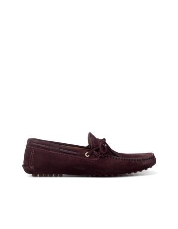 mocassin n ud driver chaussures collection homme zara france. Black Bedroom Furniture Sets. Home Design Ideas