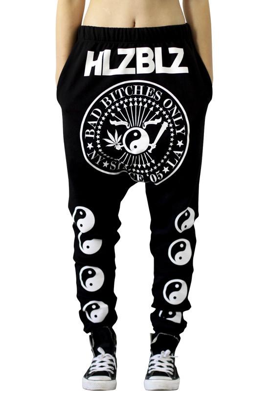 BALANCE SWEAT PANTS | #HLZBLZ | Bad Gyal Club