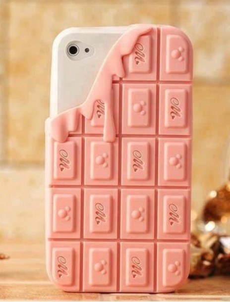 Chocolate Bar Case For Iphone