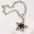 [grxjy5100321]Fashion Rhinestone Pentagram Pendant Necklace