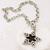 [grxjy5100321]Fashion Rhinestone Pentagram Pendant Necklace