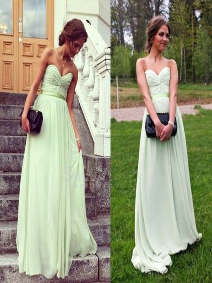Aliexpress.com : Buy Gorgeous Cheap Price Birdesmaid Dresses 2015 vestido de festa Gray Spaghetti Straps Beaded Long Chiffon Bridesmaid Dress On Sale from Reliable dress journal suppliers on DressHome