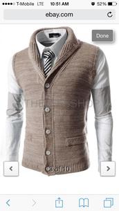 sweater,brown cardigan shawl collar sweater