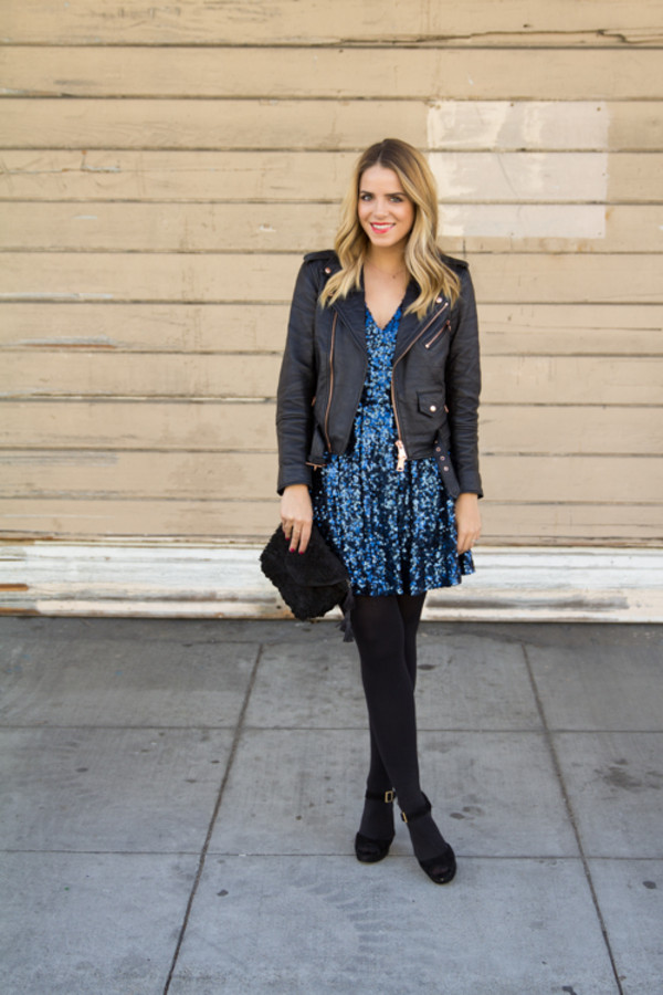 gal meets glam jacket dress shoes bag