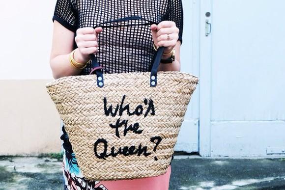 queen bag ikks