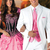 Andrew Fezza Savannah Long White Quinceanera Tuxedo | Jim's Formal Wear