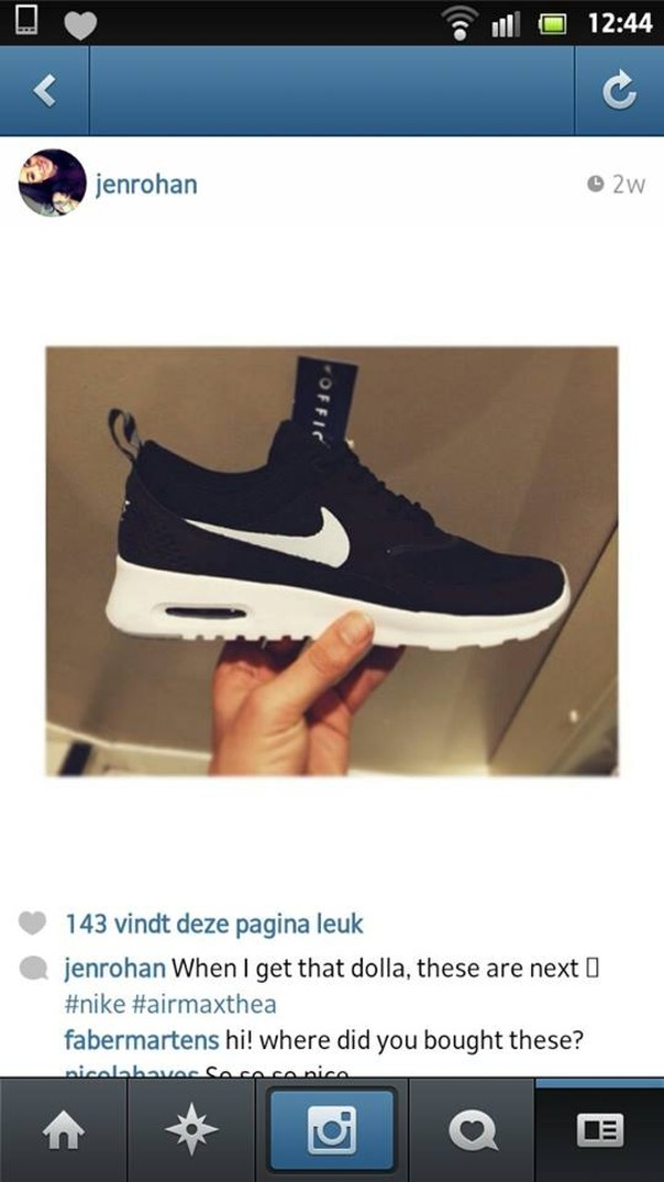 shoes nike black and white black white nike air nike sneakers air max