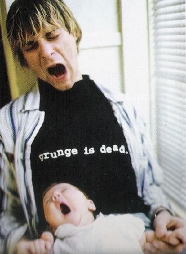 shirt grunge nirvana kurt cobain