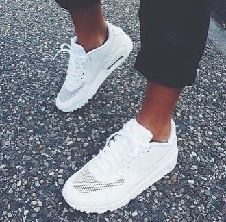 shoes white trainers